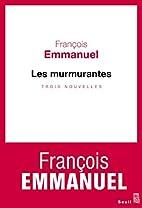 Les murmurantes : Trois nouvelles by…