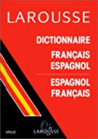 Dictionnaire francais-espagnol,…