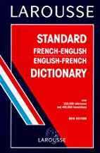 Larousse Standard French/English Dictionary…