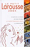 Larousse Staff: Le Petit Larousse Illustre