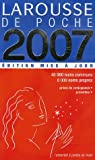Not Available: Larousse De Poche 2007