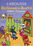Natacha Diaz: Dictionnaire Illustré: Italien, CP-CE1, 5-7 ans (CD audio inclus) (French Edition)