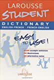 Larousse Staff: Larousse Student Dictionary: French-English / English-French