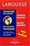 Larousse Standard Dictionary Spanish English English Spanish