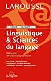 Jean Dubois: Linguistique & Sciences du langage (French Edition)