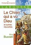 Dino Buzzati: Le Chien qui a vu Dieu et autres nouvelles (French edition)