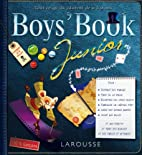 Boys' book junior by Michèle…