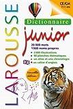 Larousse Staff: Dictionnaire Larousse Junior 7/11 ans (French Edition)