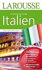 Dictionnaire Larousse poche Italien et…