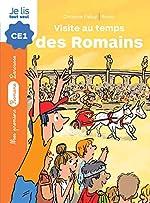 La Pierre du Temps - Visite au Temps des Romains - Palluy Christine