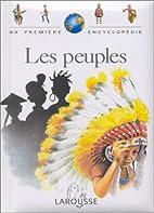 Les peuples by Dominique Rist