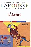 Moliere: L&#39;Avare