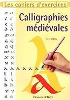 Calligraphie médiévales by…