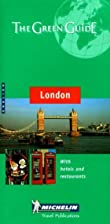 Michelin Green Guide London by Michelin…