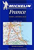 Michelin Travel Publications: Michelin France Road Atlas: Small Format