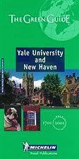 Michelin Green Guide Yale University New…