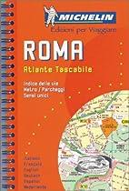 Michelin Rome Mini-Spiral Atlas No. 2038…