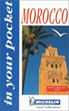 Michelin In Your Pocket Morocco, 1e (In Your…