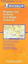 Belgique Sud, Ardenne/Zuid-Belgie, Ardennen…