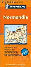 Basse-Normandie, Haute-Normandie : 1:275.000…