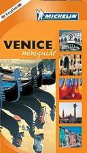 Michelin Venice Miniguide (City Miniguide)