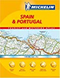 Michelin Staff: Michelin Spain &amp; Portugal Tourist And Motoring Atlas