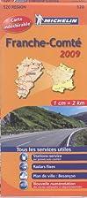 Franche-Comté : 1:200 000 520 Région by…