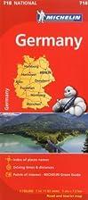 Allemagne Duitsland : 718 National by…
