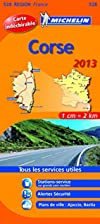 Carte REGION Corse 2013 n°528 by Collectif…