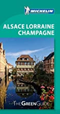 Michelin Green Guide Alsace Lorraine…