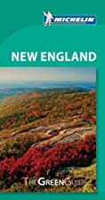 Michelin Green Guide New England (Green…
