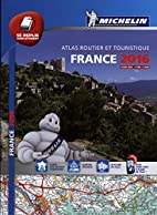 Atlas France 2016 Multiflex Michelin by…