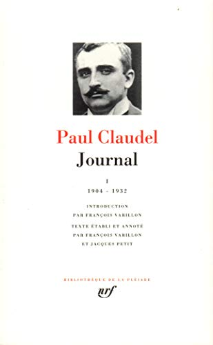 claudel-journal-tome-i-1904-1932