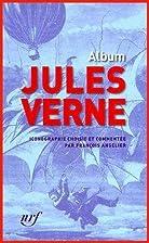 Album Jules Verne by François Angelier