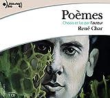 Char, Rene: Poemes (Choisis ET Lus Par L'Auteur) 1 CD (French Edition)