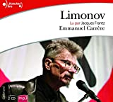 Carrere, Emmanuel: Limonov/Lu Par Jacques Frantz/2 Cds MP3 (French Edition)