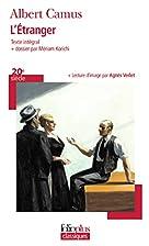 L Etranger (Folioplus Classiques) (French…