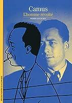 Camus : L'homme révolté…