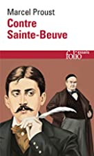 Against Sainte-Beuve by Marcel Proust