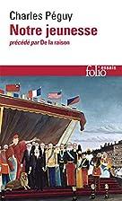 Notre jeunesse by Charles Péguy