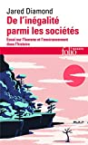 Diamond, Jared: de L'Inegalite Parmi les Societes (Folio Essais) (French Edition)