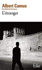 L'étranger (Collection Folio,…