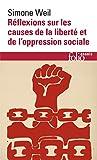 Weil, Simone: Reflex Sur Les Causes (Folio Essais) (French Edition)