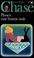 Passez Une Bonne Nuit (Carre Noir) (English…