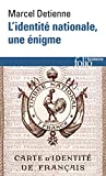 Detienne, Marcel: Identite Nationale Enigm (Folio Histoire) (French Edition)