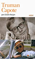 Truman Capote by Liliane Kerjan