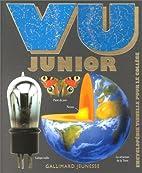 VU Junior: Encyclopédie visuelle…