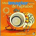 Mon Imagier de l'Alphabet by AA. VV.
