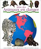 Pérols, Sylvaine: Atlas des animaux en danger (French Edition)