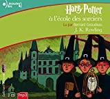Joanne K Rowling: Harry Potter a L'ecole Des Sorciers - MP3 CD (French Edition)